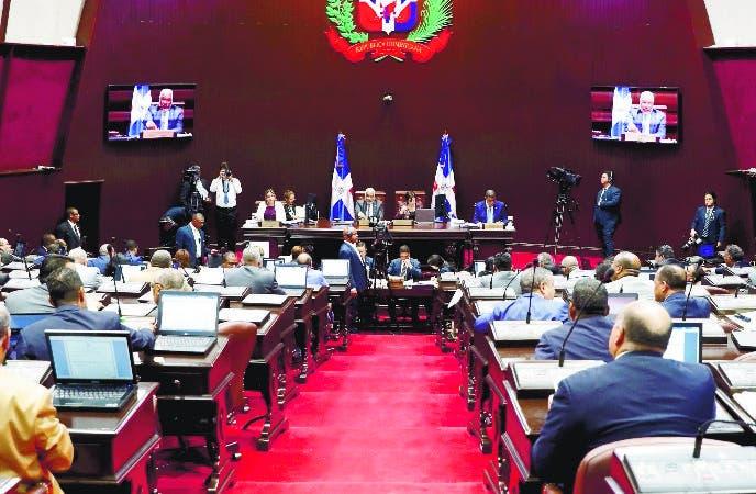 Sesion Camara de Diputados, Radhames Camacho. Hoy/Fuente Externa 25/9/18