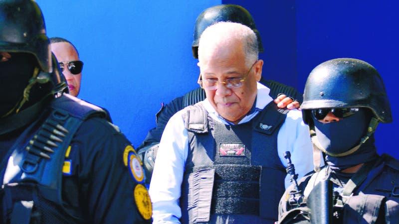 Los jueces de la primera sala de la corte de apelación de esta ciudad aplazaron para el 23 de enero el conocimiento de un recurso de apelación interpuesto por Manuel Rivas, implicado en el asesinato del abogado Yuniol Ramírez. Periódico HOY / Osi Méndez / 27-12-17