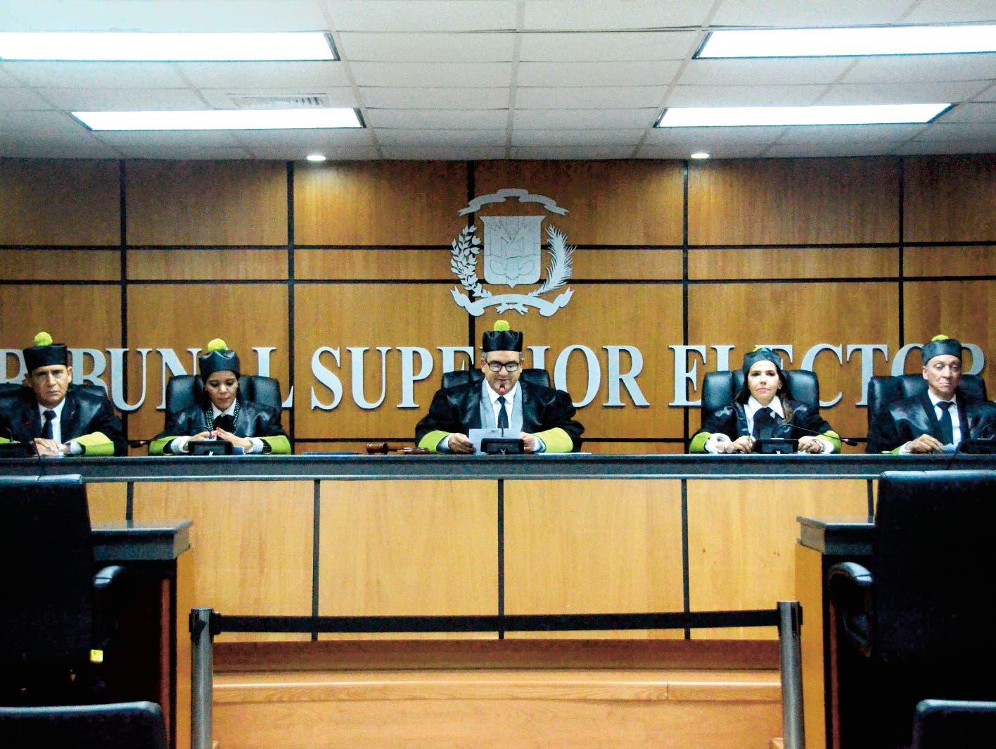 TSE conocerá impugnación del PLD contra  la JCE sobre cierre votaciones