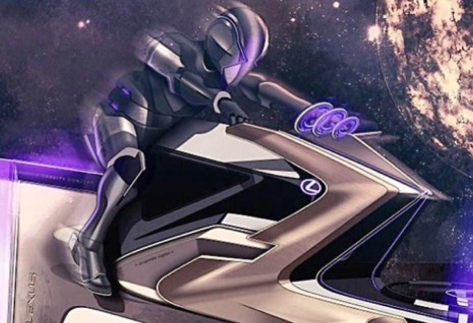 Lexus Zero Gravity: Vehículo lunar