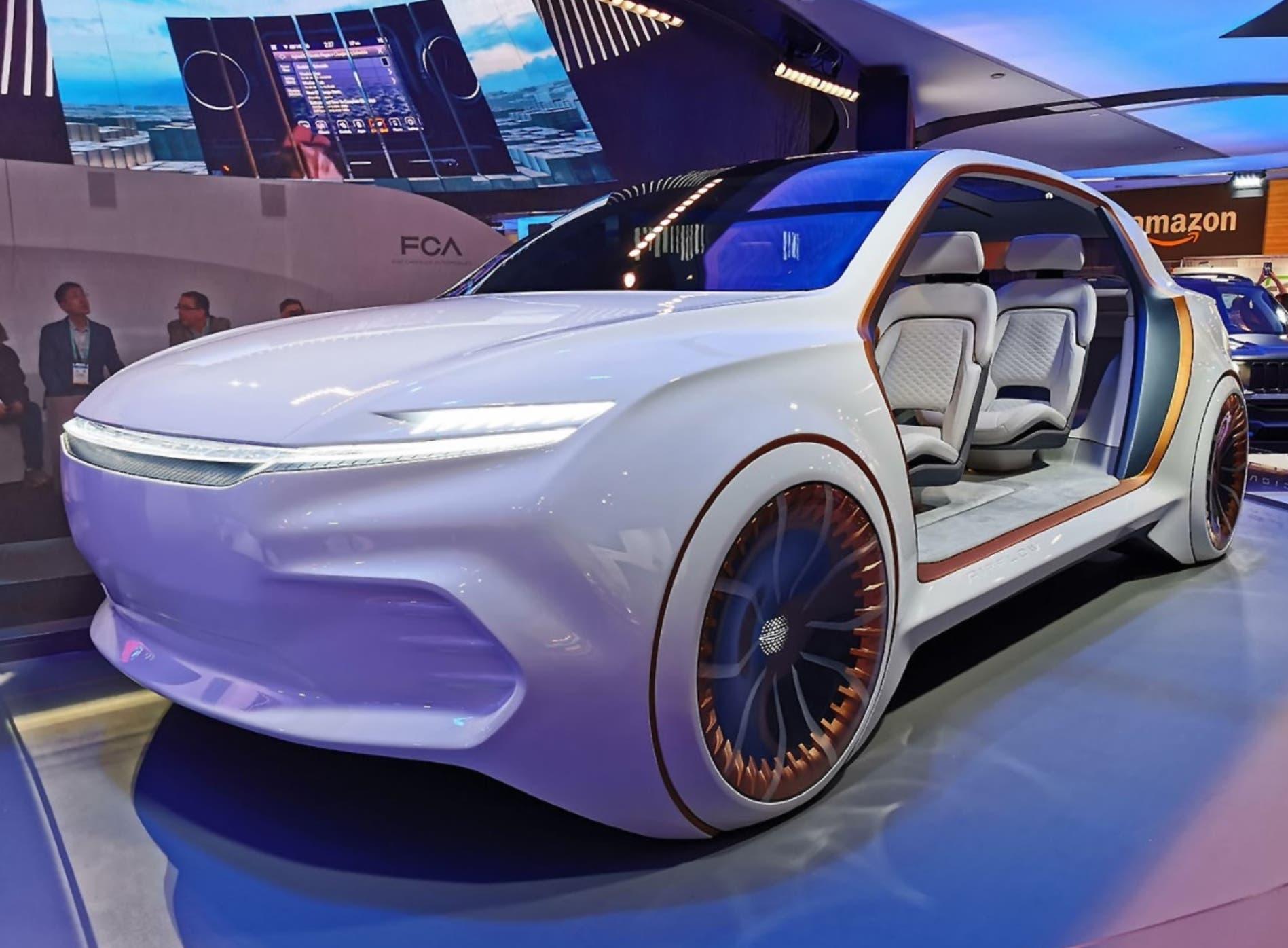 Chrysler Airflow Vision Concept ¿el futuro de FCA?