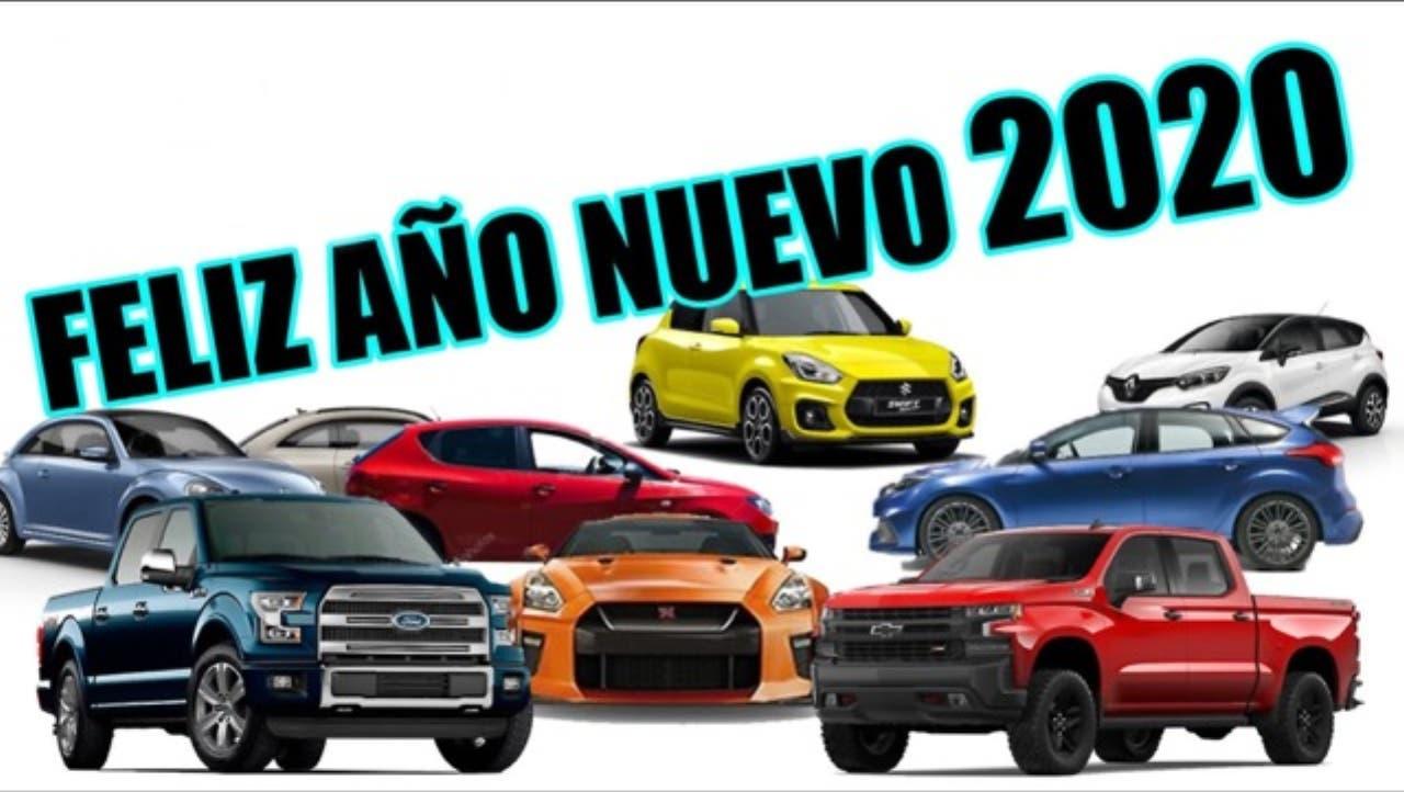 Autos. Año 2020:  nuevos retos