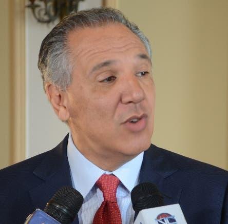 José Ramón Peralta. Ministro Administrativo de la Presidencia.