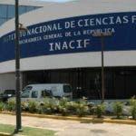 Edificio del INACIF. El Nacional/ FE.  06.2009