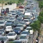 Tapon. Transito. Trafico. Tapones. Carros. avenida . avenida Maximo Gomez. El Nacional /Jorge Gonzalez. 10.06.2009