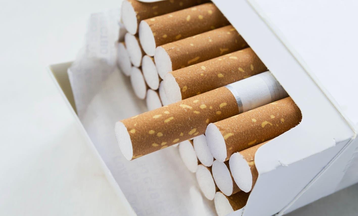 J-2 decomisa contrabando de cigarrillos en Villa Consuelo