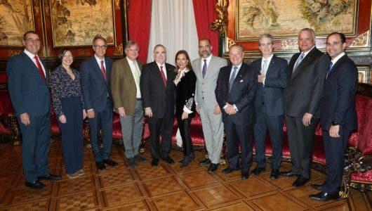 La obra reposa en la Casa de América de Madrid