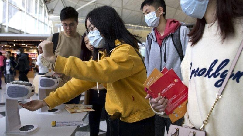 Hong Kong Outbreak