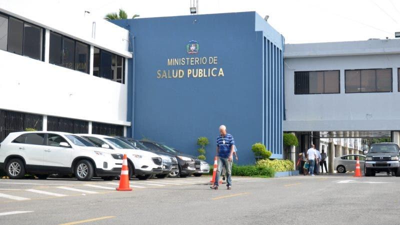Fachada del Ministerio de Salud Publica. Hoy/ Arlenis Castillo.