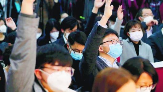Aumenta 132 muertos por virus y 5,974 contagiados en China