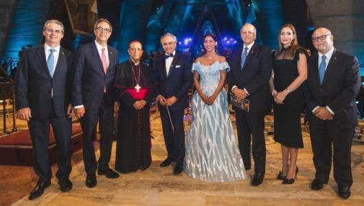 Honran a la protectora dominicana con velada músical en Higüey