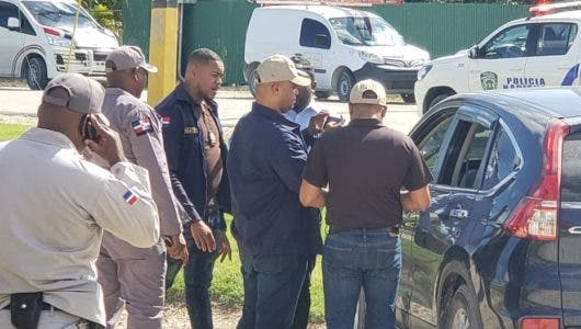 Muertos de jeepeta en Bávaro vendían droga