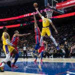 Lakers 76ers Basketball