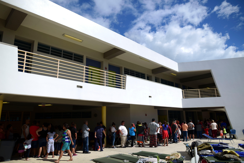 Apenas el 20% de las escuelas en Puerto Rico han reabierto tras el potente sismo