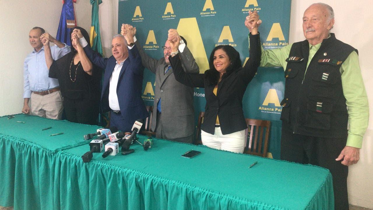 AlPaís apoya candidatura senatorial de Antonio Taveras en provincia SD.