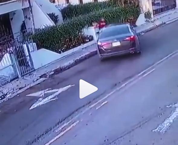 Video: ¡Impactante! Hombre atropella a otro intencionalmente