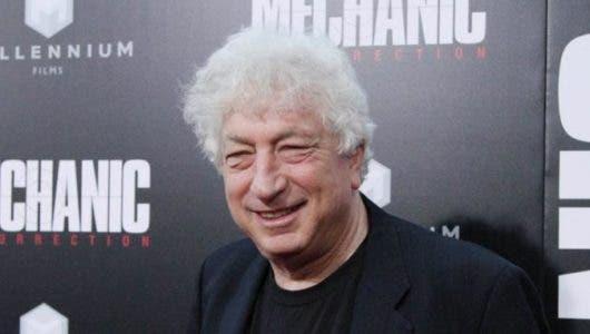 """El productor de """"Rambo"""" recibe premio a su carrera en el festival Cana Dorada"""