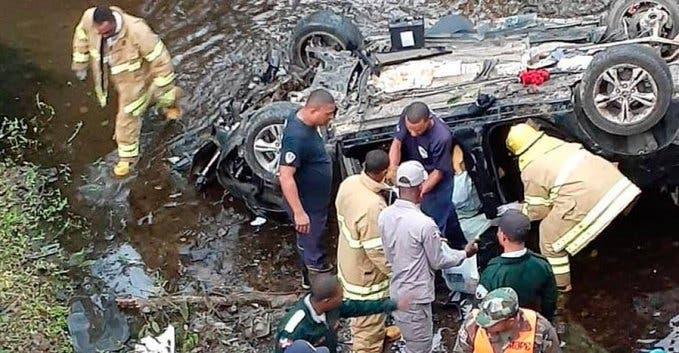 Accidente  Monte Plata