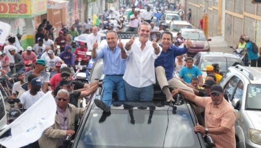 Resalta apoyo a candidatos del PRM en San Cristóbal y Baní