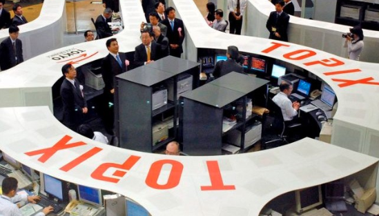 La Bolsa de Tokio retrocede más del 2 % tras ataque iraní a fuerzas de EEUU
