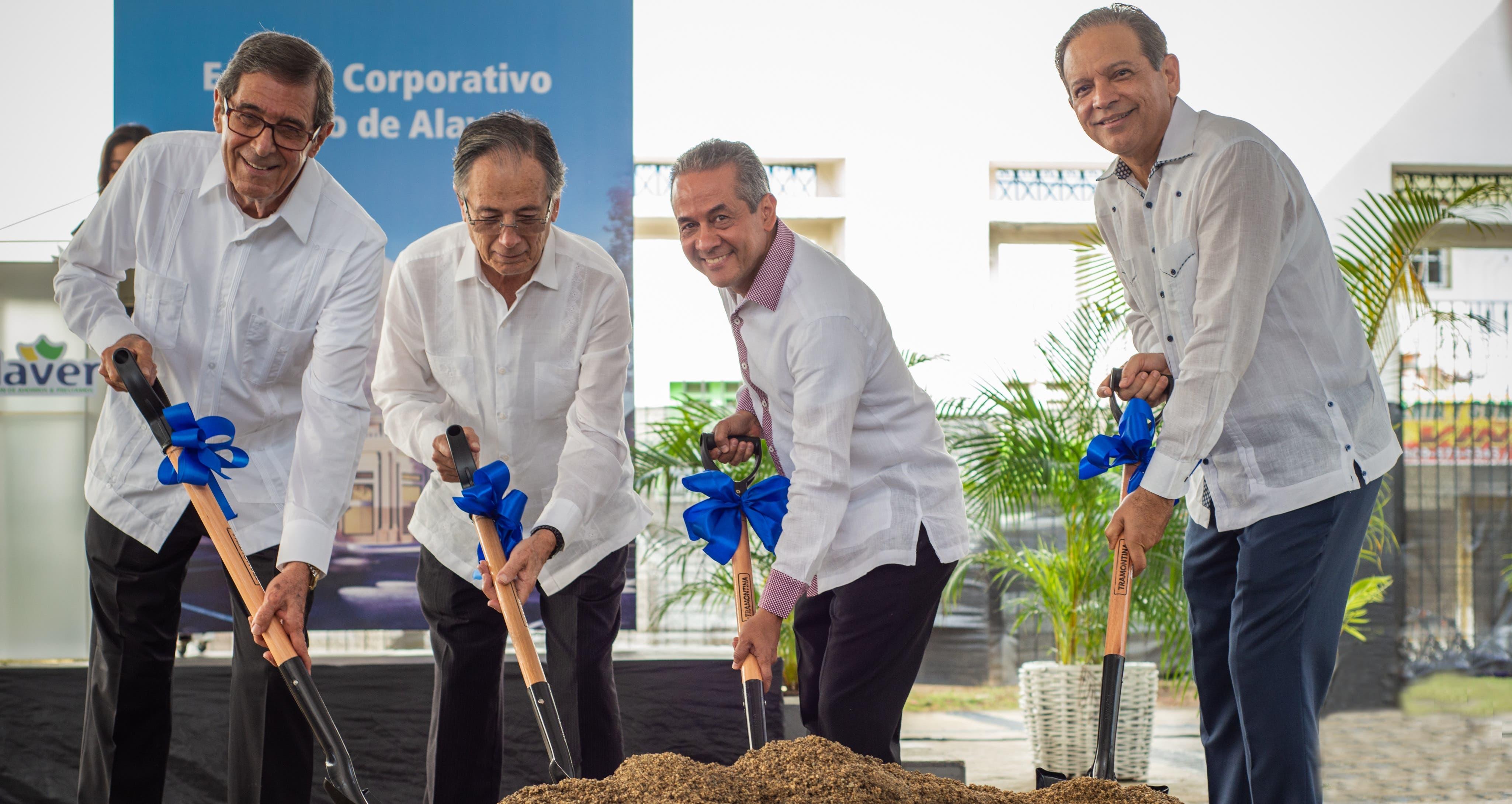 Alaver inicia la construcción de moderno edificio corporativo