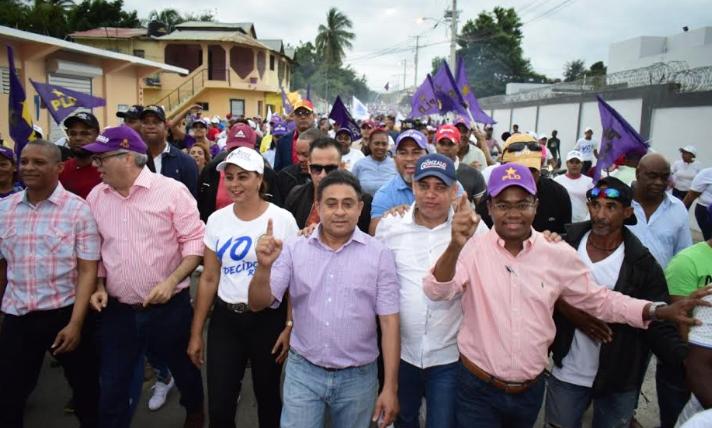 Asegura integración y unidad partidaria garantiza victoria de candidatos alianza PLD-PRD