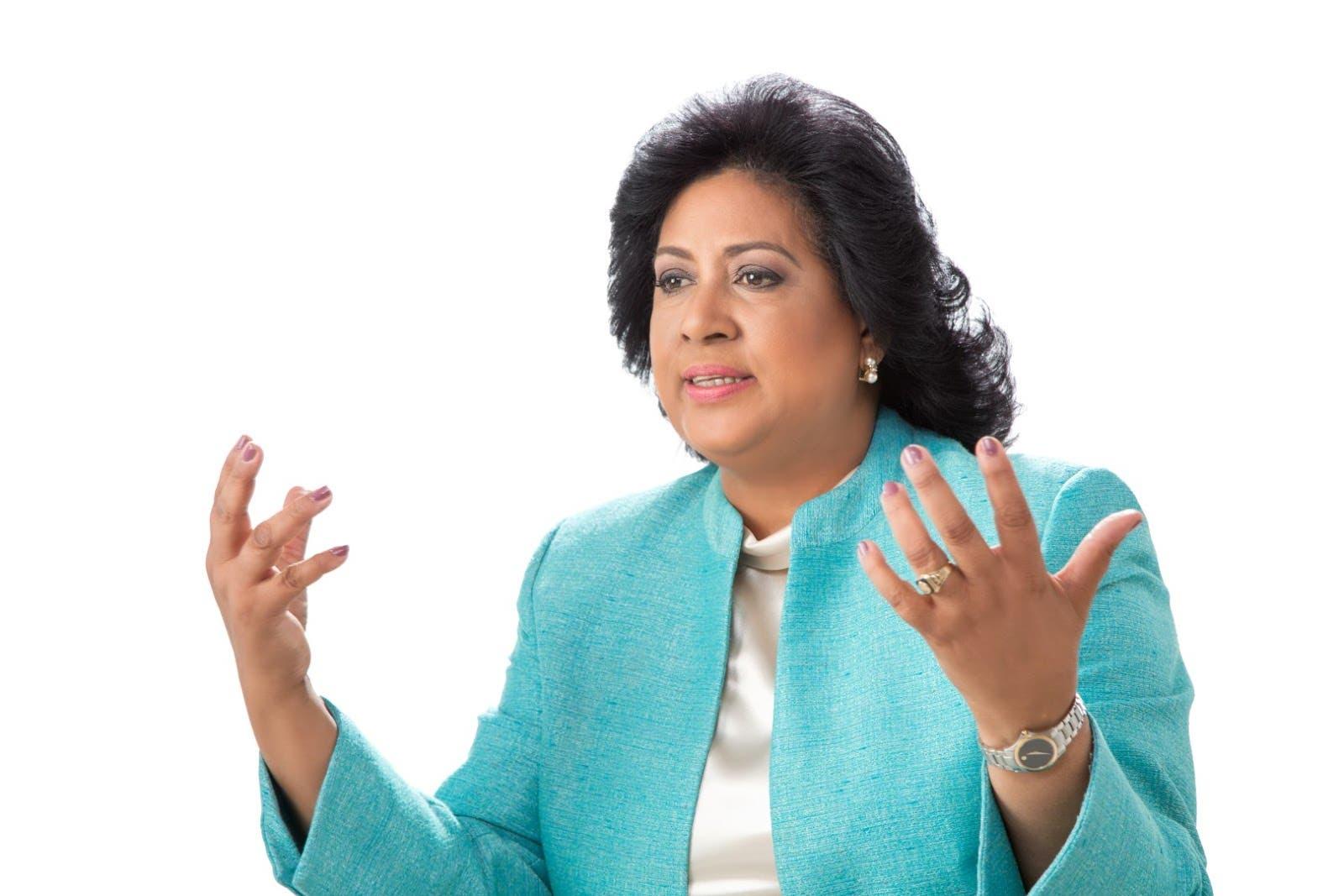Cristina Lizardo vaticina PLD tiene garantizado el triunfo de las próximas elecciones