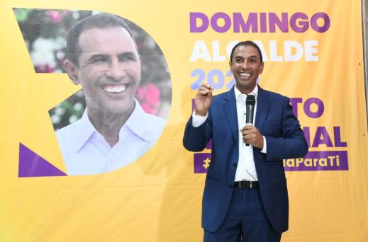 Así Domingo Contreras quiere revitalizar la avenida Mella