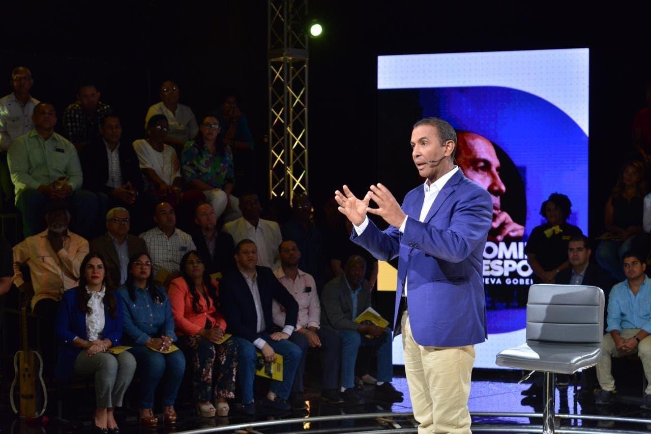 Domingo Contreras presenta su «Manifiesto de Ciudad» y pide votar por el desarrollo de la Capital