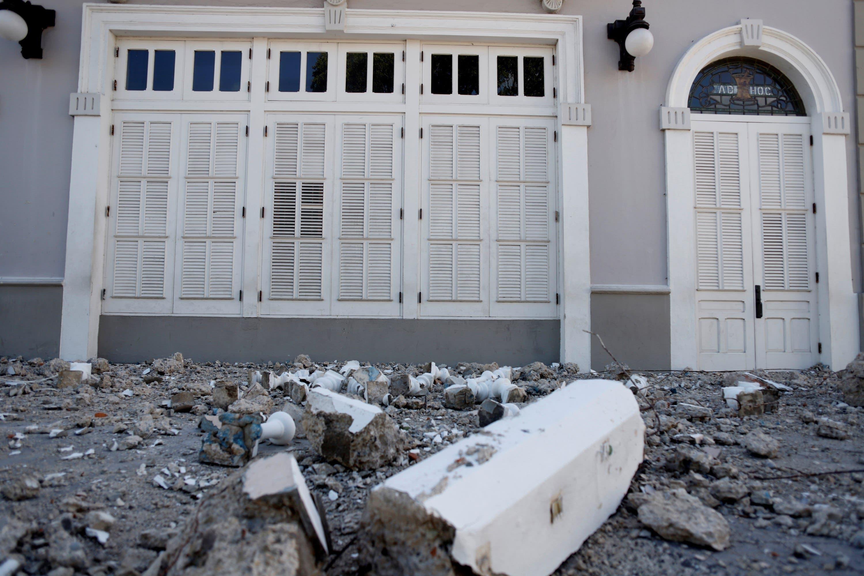 Puerto Rico sigue hoy registrando temblores de distinta intensidad