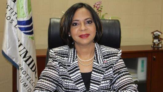 Confirman a Anina del Castillo como directora de Pro Consumidor