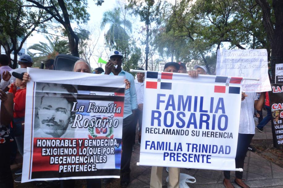 Se entrega otro acusado de «estafa» a miembros de la familia Rosario