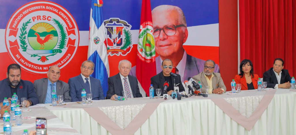 Advierten desplazar al PRSC de casilla tres es «argucia» para afectar a Leonel Fernández