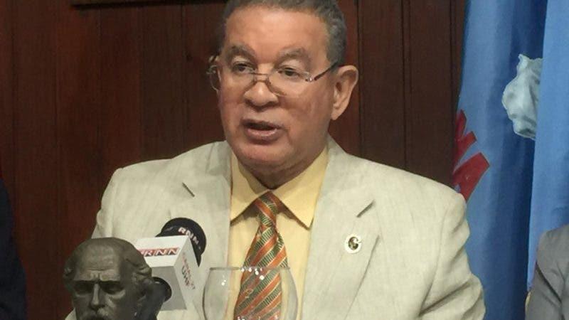 Foto 2, El presidente del Instituto Duartiano, Wilson Gómez Ramírez.