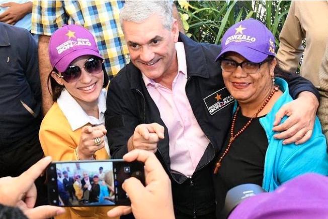 Gonzalo Castillo promete trabajar para estabilidad económica agropecuaria