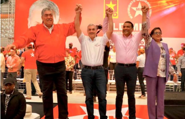 Gonzalo Castillo pide a oposición dejar amenazas; insiste el pueblo decidirá camino