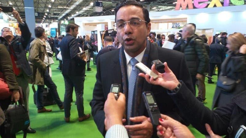 Marius de León, director ejecutivo del CEI-RD. Foto/ Cortesía de Cristian Cabrera 22/01/2020