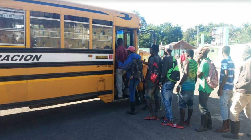 Mayoría de los 82,408 repatriados del país en 2019 son de origen haitiano