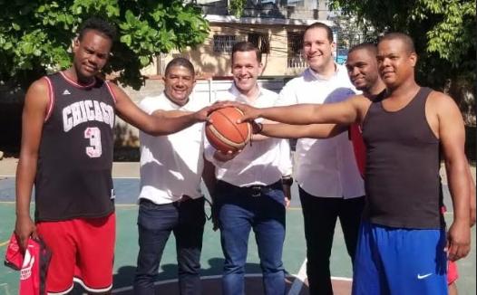 Candidato a regidor destaca importancia de promover el deporte para disminuir delincuencia