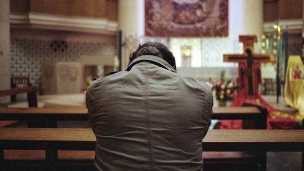Sunny fue voluntario de iglesias de Londres, algunas de las cuales ofrecían refugio a personas sin hogar.