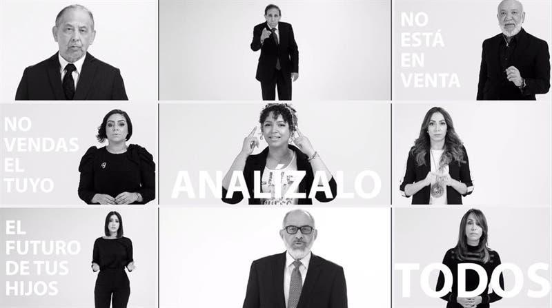 """""""Si vendes tu voto, perdemos todos"""": campaña de la JCE"""