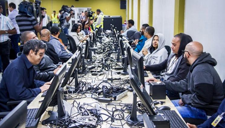 JCE inicia clonado de equipos del Voto Automatizado para elecciones municipales