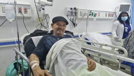 "Falleció el merenguero Jerry Vargas ""El Nazareno"""