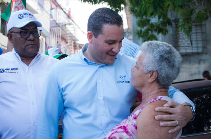 Candidato a diputado afirma voto blanco se hará sentir en la capital