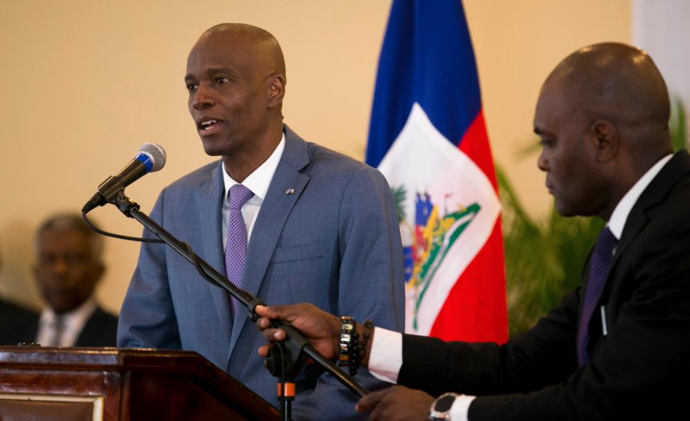 Presidente de Haití anuncia reapertura de fronteras en medio del COVID-19.