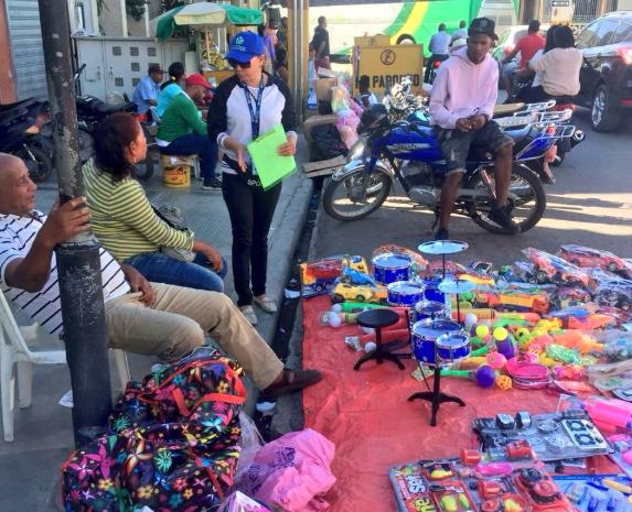 Lo que realiza Pro Consumidor para promover compra de juguetes seguros