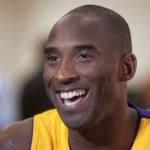 Kobe Bryant durante una jornada de puertas abiertas para los medios de comunicación del equipo Los Angeles Lakers/EFE