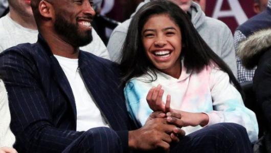 Una hija de Kobe Bryant también falleció en helicóptero se precipitó
