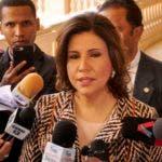Margarita Cedeño considera en el país no han habido grandes casos de corrupción.