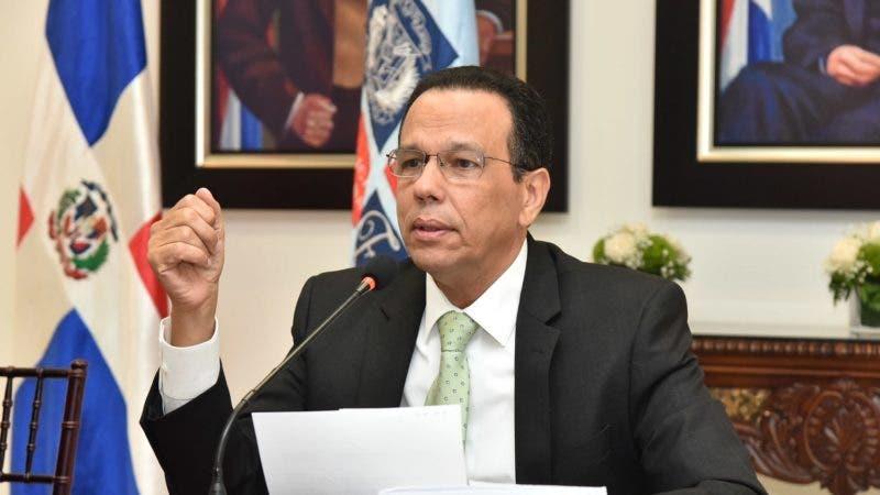 Ministro Antonio Peña Mirabal